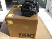 Nikon D90 w/ Nikon AF-S DX 18-105mm lens