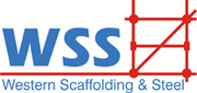 Erecting  Scaffold structure  with Western Scaffolding & Steel