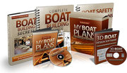 Boat Plans - 518 Illustrated Step-By-Step Boat Plans