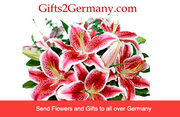 We deliver Gifts all over Germany