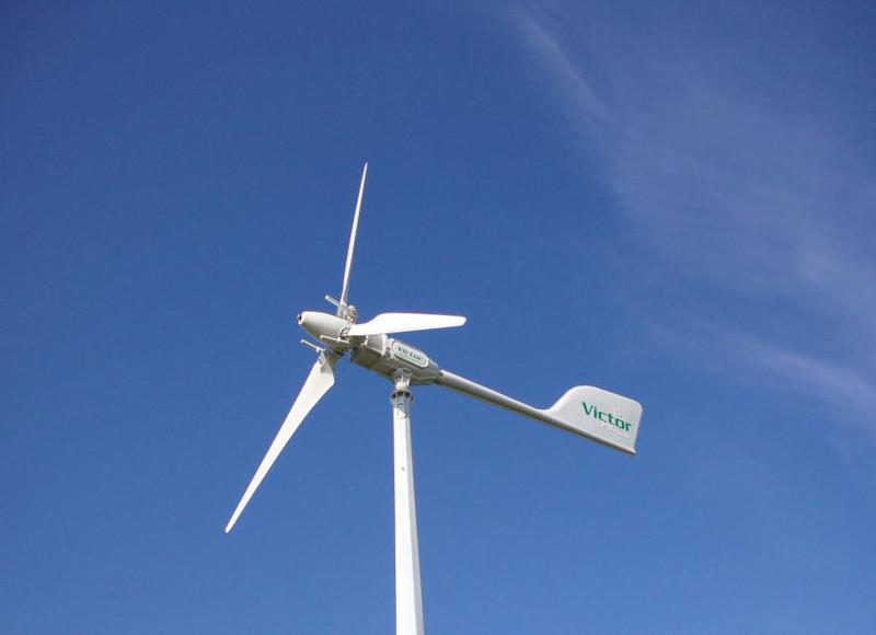 3Kw wind turbine, 5Kw wind turbine generator by SENWEI