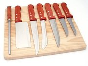 Kitchen knives by Avago