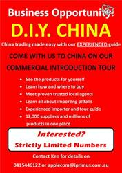 CHINA DIY