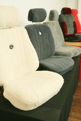 Eagle Wools offering Car Accessories made up of genuine sheep Wool