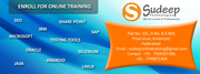 Spring Online Training From India