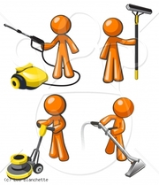 All Janitorial Services At Under One Roof : Orbit Group
