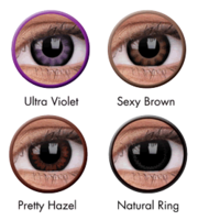Colored Contacts Online- Best and Wide Range at Colourvue