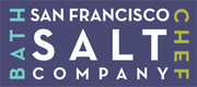 10% Off San Francisco Salts– for the spa lover and home chef