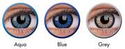 Enjoy the Designer Novelty Contact Lenses - ColourVUE