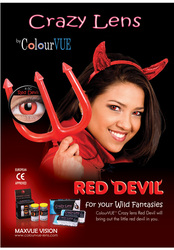The Most Highlighted Colors of Contact Lenses - ColourVUE