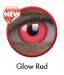 Buy Unique Pair of Party Red in Contacts - ColourVUE