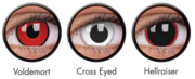 Browse our Dynamic Range of Circle Lenses – ColourVUE