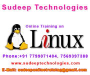 Linux  Online Training from India