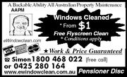 Window Cleaning Australia