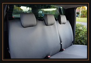 Give an edge to your seats with MMT Canvas Seat Covers
