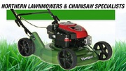 Hire lawn mower Perth form Northern Lawnmower