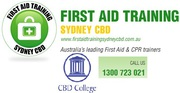 Childcare & Senior First Aid Courses in Perth