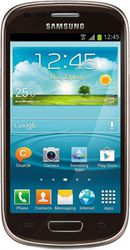 Samsung I8200 Galaxy S III mini VE Brown Factory Unlocked