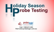 Holiday Season Probe Testing