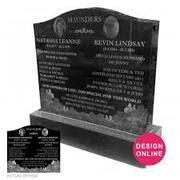 Designing & Manufacturing Headstones in Sydney - Forever Shining