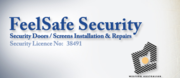 Feel Safe Security Home Security Screens Maintenance Perth