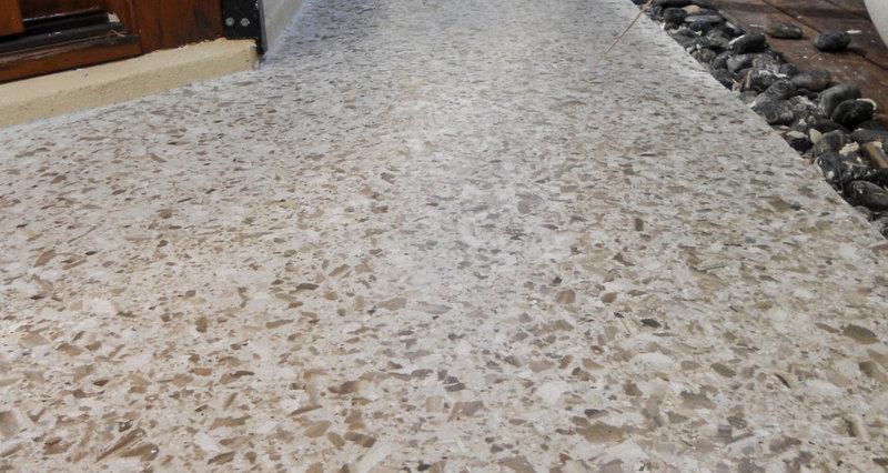 Epoxy concrete floor coating perth home repair for Concrete floor maintenance