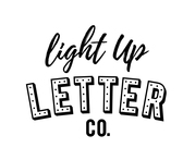 Buy Light Up Letters in Perth - Light Up Letter Co