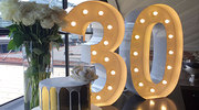 Marquee Letters In Perth | Light Up Letter Co