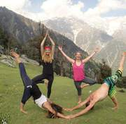 Join 200- hour Yoga Teacher Training Course in Rishikesh in India