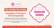 Information Session on Clinical Ayurveda Training