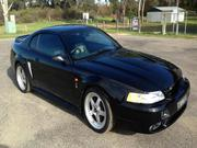 2001 FORD 2001 Ford Mustang Cobra Manual