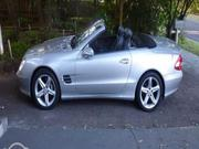 mercedes-benz sl500 2003 Mercedes-Benz SL500 Auto