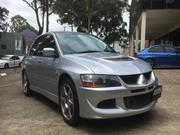 mitsubishi lancer 2003 Mitsubishi Lancer Evolution VIII CT Manual 4W