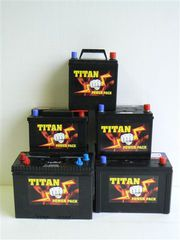 Car Battery and Accessories