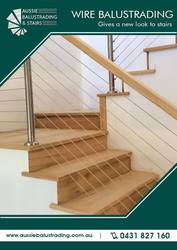 Wire Balustrades in Perth - Aussie Balustrading & Stairs