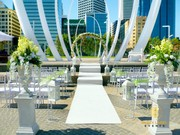 Wedding Ceremony Furniture Hire in Perth,  WA