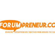 Forumpreneur    Community and Entrepreneur Forum Site