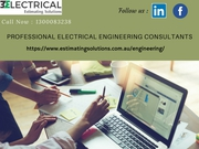 Looking for Electrical Engineering Consultants ?