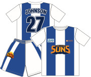 Custom made soccer uniforms | Soccer jerseys perth,  Australia