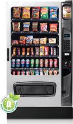 Healthy Snacks Vending Machines For Workplaces