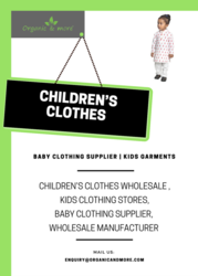 Children's Clothes Wholesale Manufacturer | Baby Clothing Supplier | K