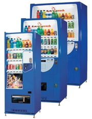 High-Quality and Robust Airport Vending Machines