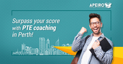 Surpass your score with PTE coaching in Perth!