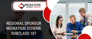 Apply for visa subclass 187 with registerd migration agent perth