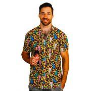 Deft Leopard Festival Shirts | Electric Eighties | Kook Island