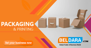 Packaging,  Printing materials,  Services,  Machines | Beldara.com
