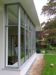 Steel Framed Windows and Doors Australia