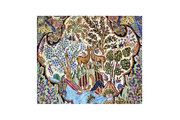 Garden Of Paradise Kashmar Carpet