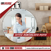 Professional and Reliable Office Removalists Services in Perth
