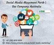 Social Media Magement Perth | Seo Company Australia